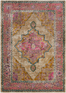 Surya Marrakesh MRH2302 Brown/Orange Area Rug
