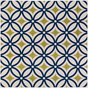 Surya Marina MRN3000 Blue/Neutral Outdoor Area Rug