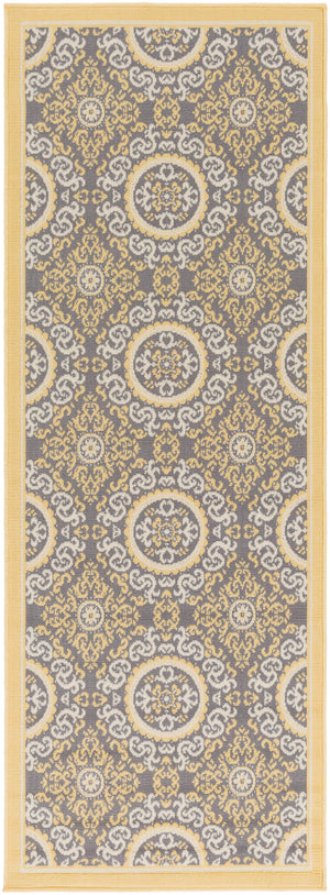 Surya Marina MRN3010 Brown/Neutral Outdoor Area Rug