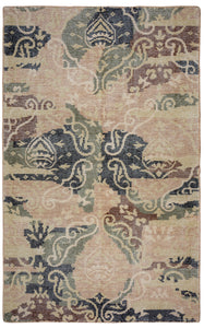 Rizzy Home Maison MS8666 Multi-Colored Ornamental Area Rug