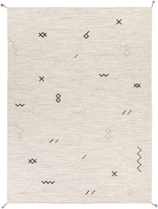 Surya Montezuma MTZ2005 Neutral/Grey Southwest Area Rug
