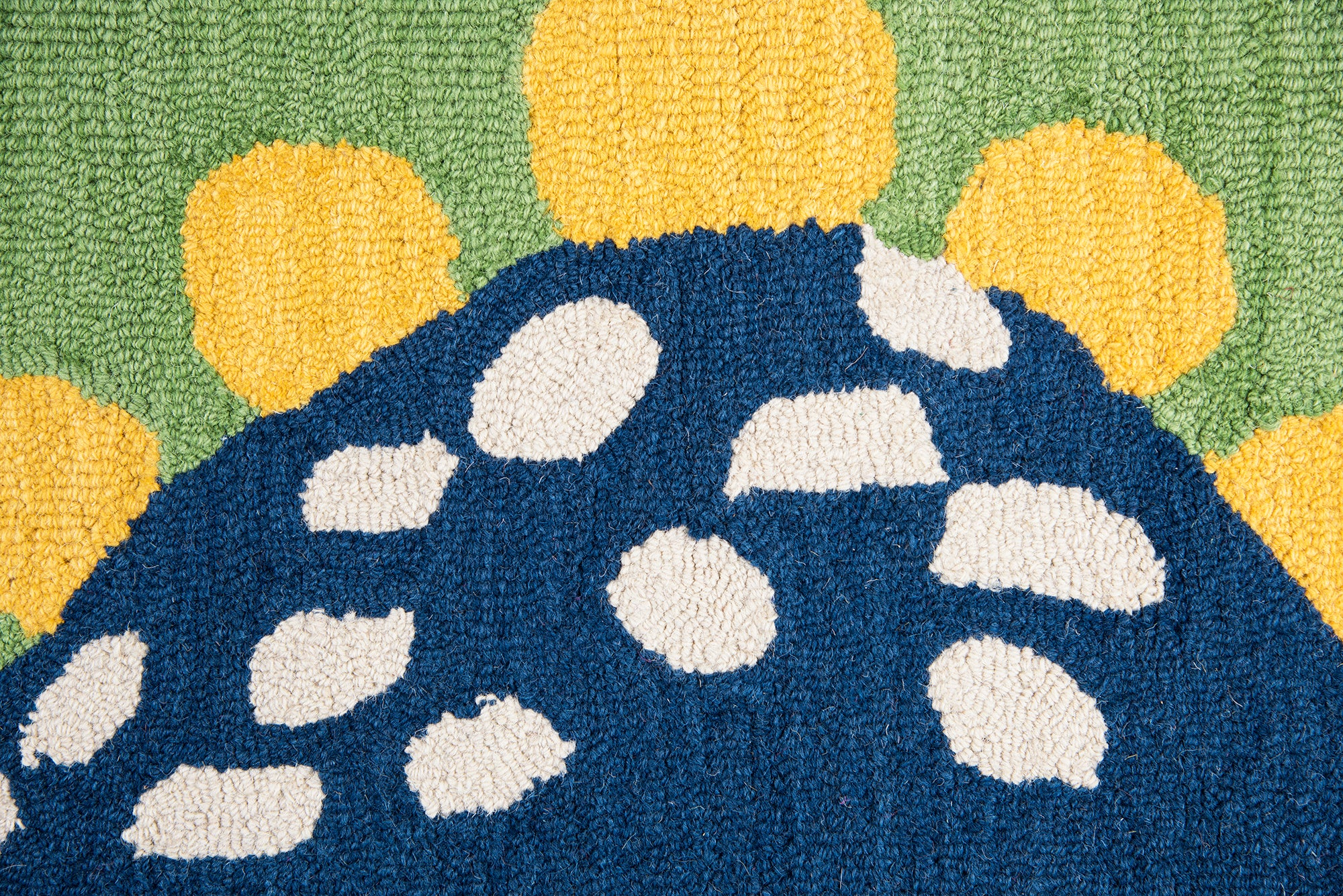 Rizzy Home Play Day PD603A Green Dinosaur Area Rug