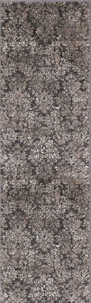 Kas Rugs Provence 8612 Taupe/Sand Damask Area Rug