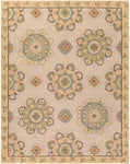 Surya Rain RAI1072 Brown/Neutral Outdoor Area Rug