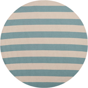 Surya Rain RAI1078 Blue/Neutral Outdoor Area Rug