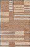 Surya Seaport SET3040 Brown/Neutral Modern Area Rug