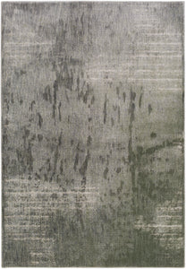 Surya Serene SRE1010 Brown/Grey Area Rug
