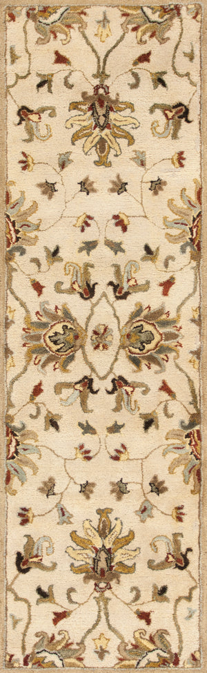 Kas Rugs Syriana 6012 Champagne Agra Area Rug
