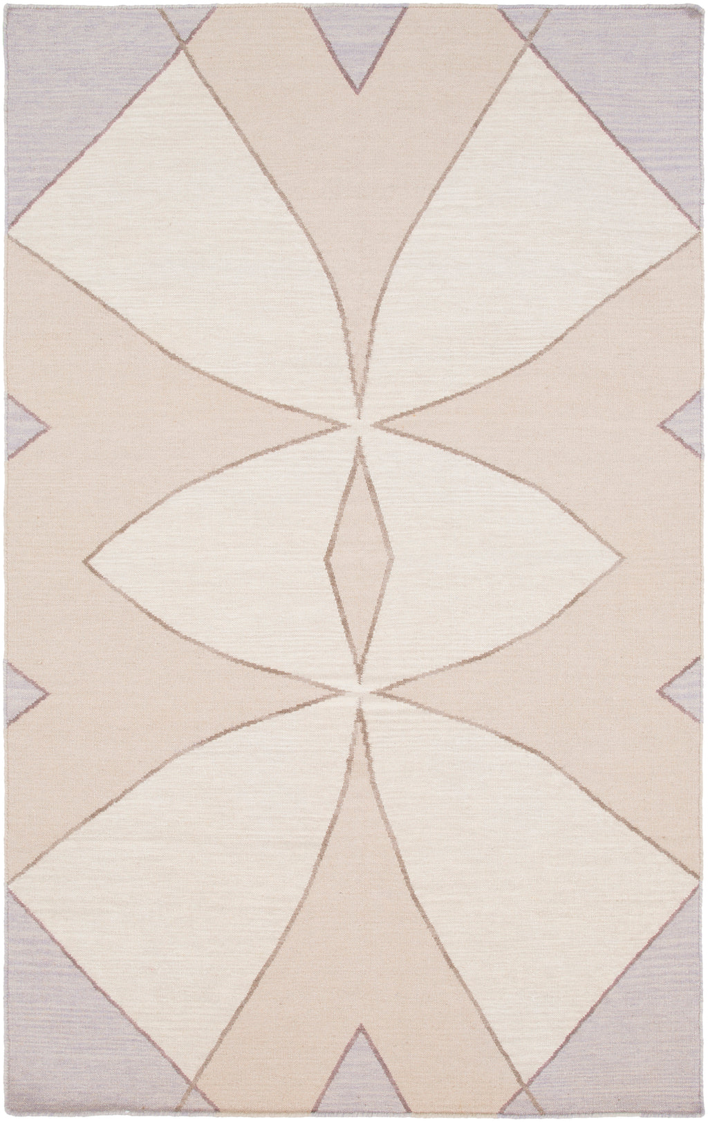Surya Taurus One TSO1000 Brown/Neutral Modern Area Rug