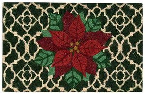 Waverly Greetings Green Doormat by Nourison