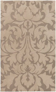 Surya Abigail ABI9004 Brown/Grey Kids Area Rug