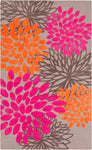 Surya Abigail ABI9070 Pink/Orange Kids Area Rug
