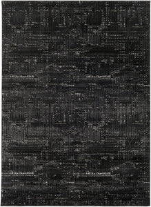 Surya Amadeo ADO1016 Black/Gray Area Rug