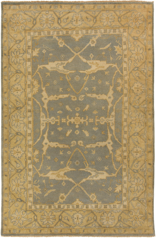 Surya Ainsley AIN1010 Grey/Brown Classic Area Rug