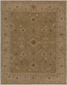 Surya Alanya ALA2500 Brown/Neutral Area Rug