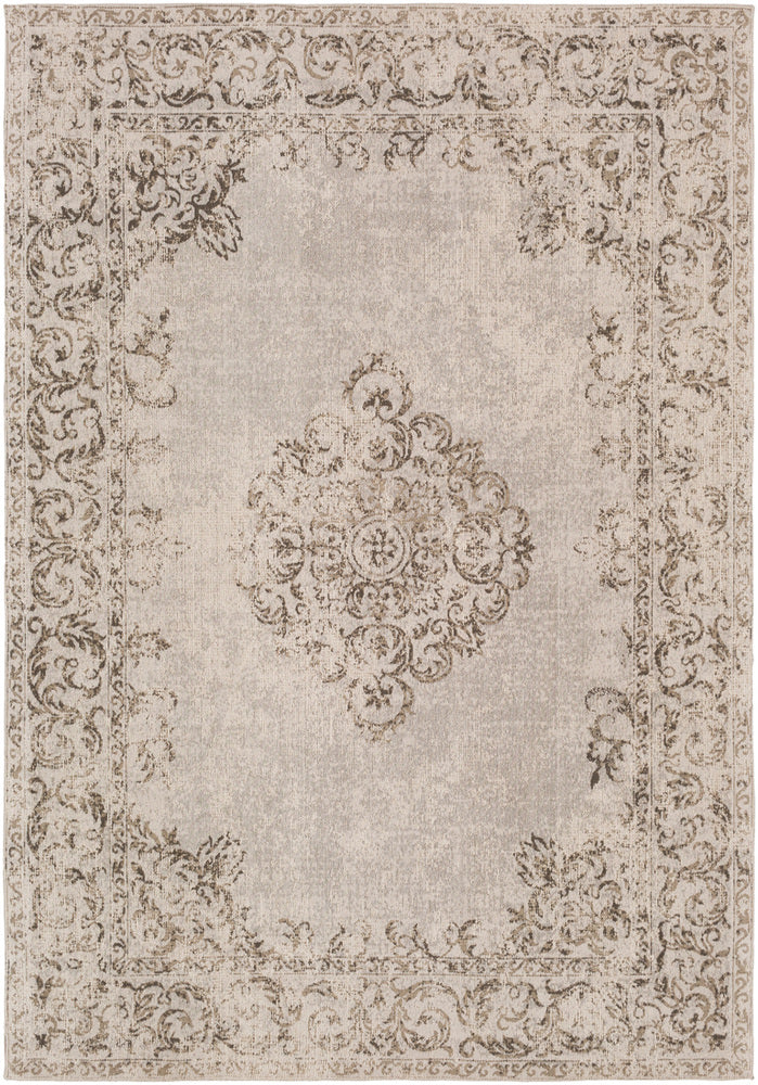 Surya Amsterdam AMS1008 Beige/Light Gray Area Rug