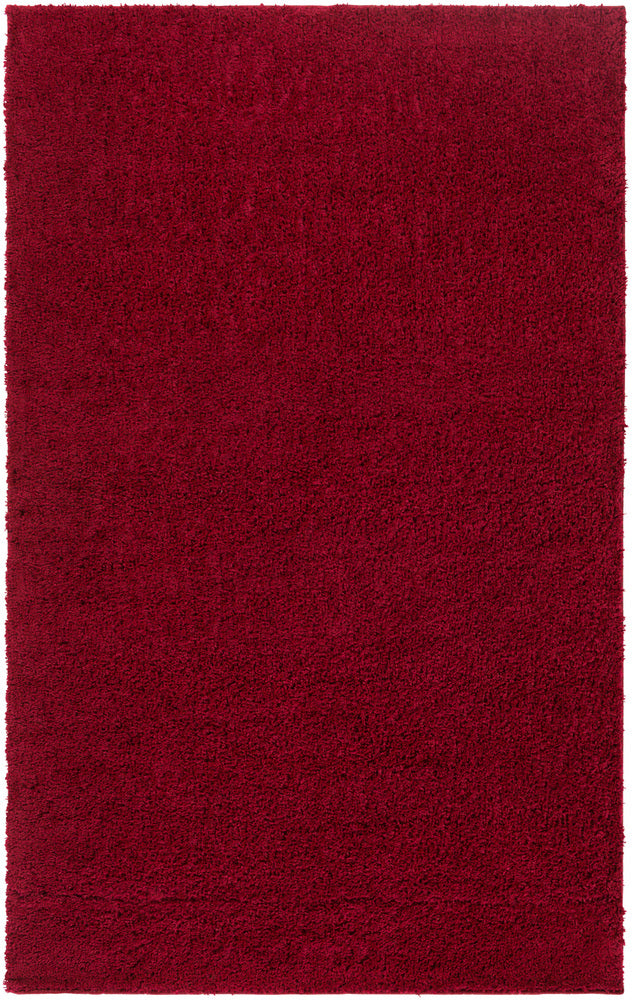 Surya Arlie ARE9001 Red Solid Area Rug