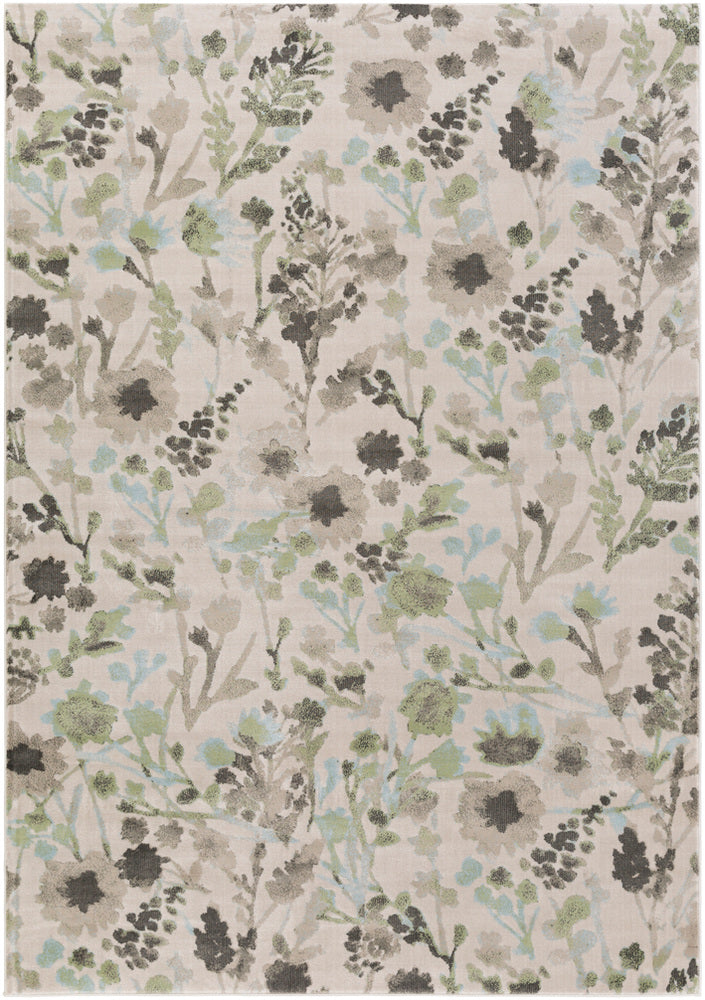 Surya Allegro ARO1012 Neutral/Brown Area Rug