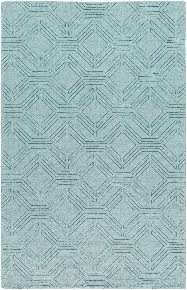 Surya Ashlee ASL1010 Blue Solids and Tonals Area Rug