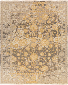 Surya Artifact ATF1001 Grey/Brown Area Rug