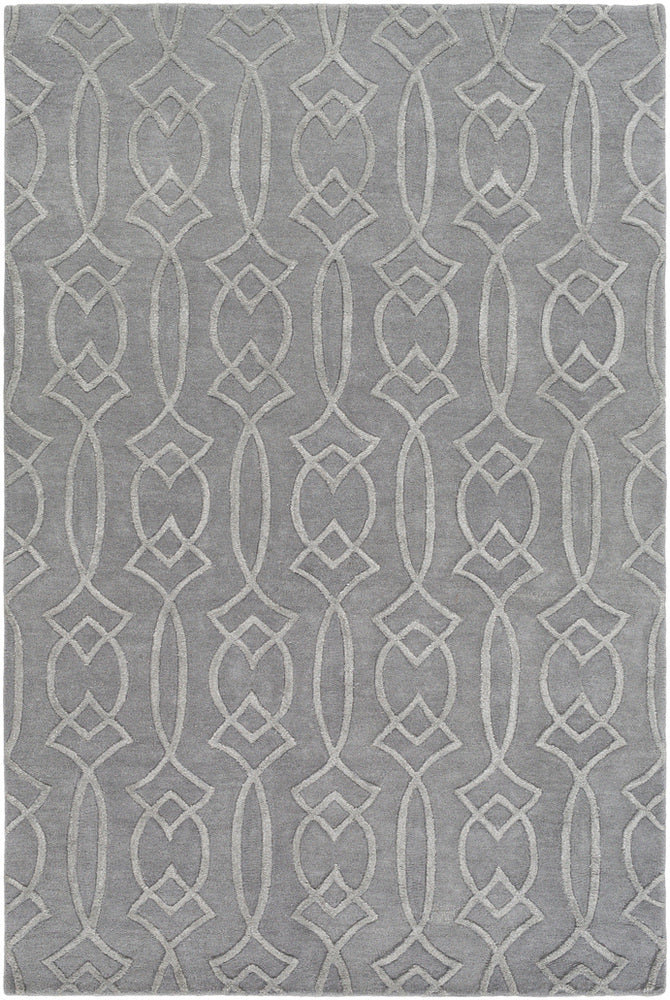 Surya Antoinette ATT2003 Grey Solids and Tonals Area Rug