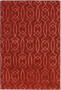 Surya Antoinette ATT2004 Red Solids and Tonals Area Rug