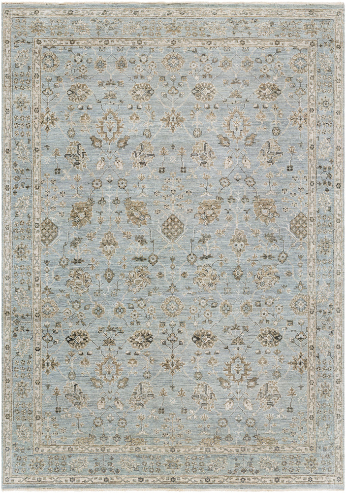 Surya Bala BAA5005 Brown/Neutral Traditional Area Rug