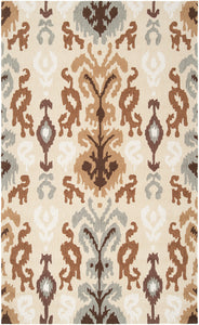 Surya Brentwood BNT7674 Neutral/Grey Transitional Area Rug