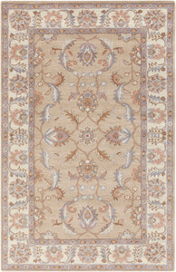 Surya Caesar CAE1129 Brown/Neutral Classic Area Rug