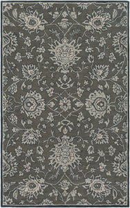 Surya Caesar CAE1172 Dark Brown/Ivory Area Rug