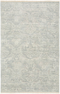 Surya Cumberland CBD1001 Grey/Neutral Traditional Area Rug