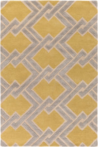 Surya Chamber CHB1019 Brown/Neutral Modern Area Rug