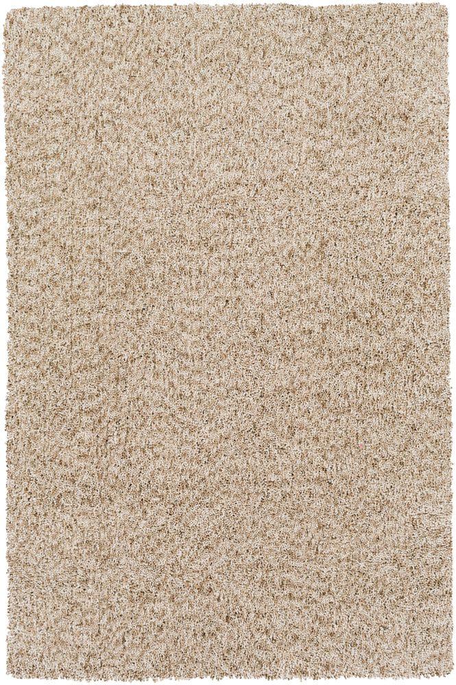 Surya Charlie CHR2000 Brown/Neutral Shag Area Rug