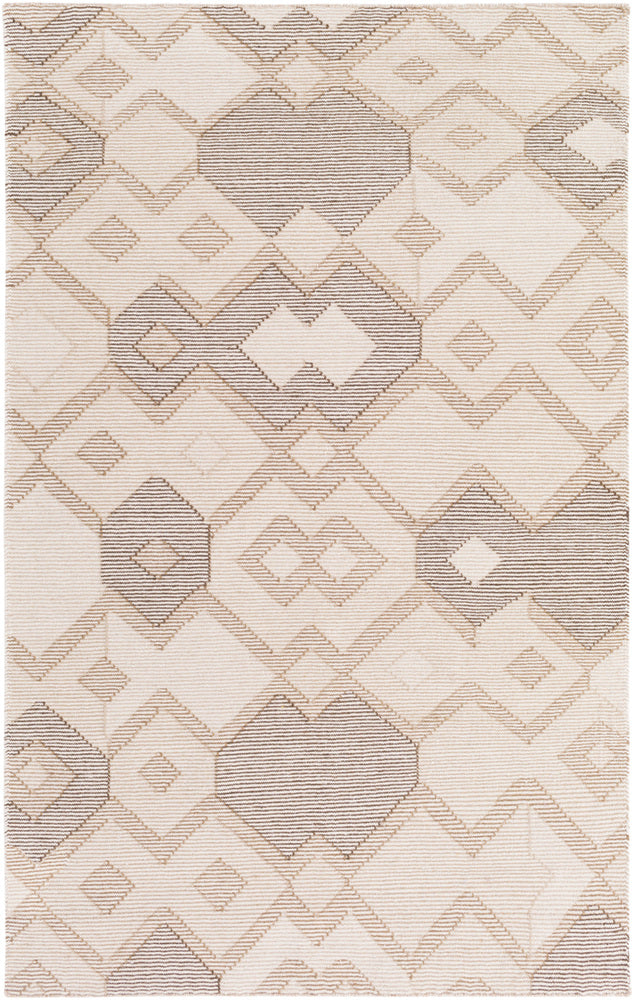 Surya Cameroon CMR1002 Neutral/Brown Global Area Rug