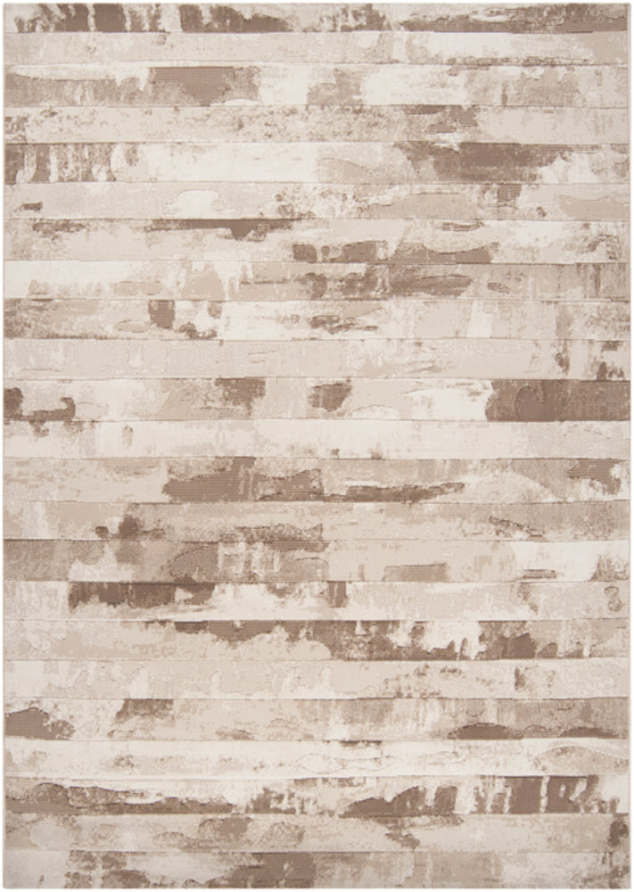 Surya Contempo CPO3708 White/Neutral Contemporary Area Rug