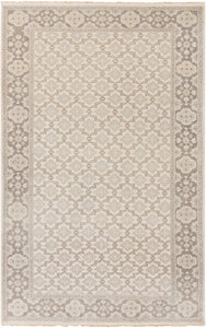 Surya Cappadocia CPP5002 Neutral/Green Classic Area Rug
