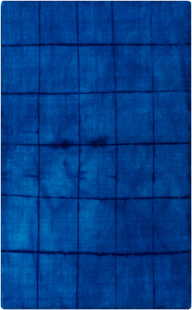 Surya Cruise CRS7000 Blue Solid Area Rug
