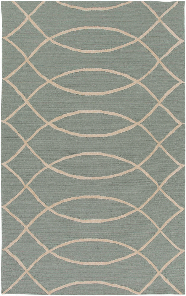 Surya Courtyard CTY4013 Grey/Neutral Outdoor Area Rug