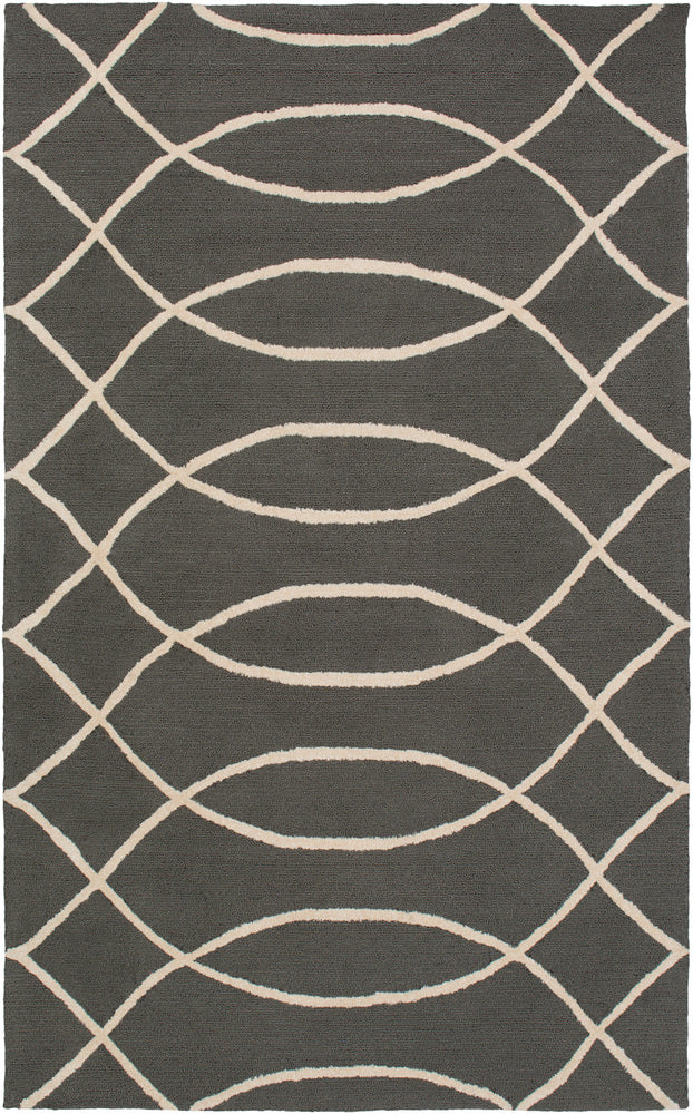 Surya Courtyard CTY4039 Blue/Neutral Outdoor Area Rug
