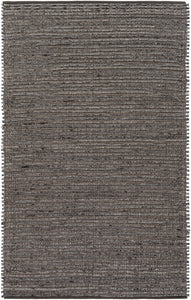 Surya Daniel DNL3000 Grey/Brown Solids and Tonals Area Rug