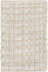 Surya Daniel DNL3001 Neutral/Brown Solids and Tonals Area Rug
