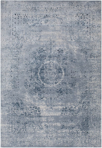 Surya Durham DUR1002 Medium Gray/Khaki Area Rug