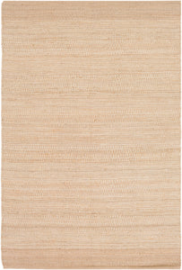 Surya Davidson DVD1008 Neutral/Brown Natural Fiber Area Rug