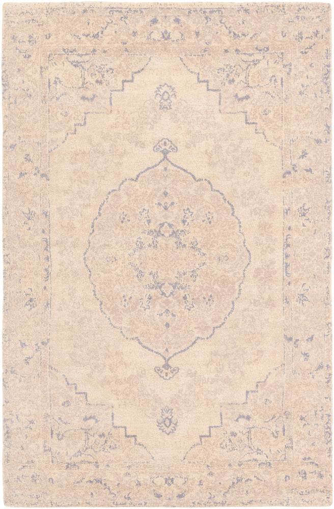 Surya Edith EDT1002 Neutral/Brown Classic Area Rug