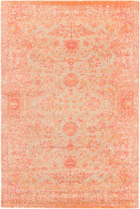 Surya Edith EDT1012 Neutral/Pink Classic Area Rug