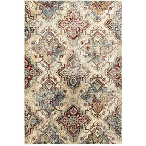 Oriental Weavers Empire Ivory/Gold Oriental 030J4 Area Rug