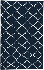 Surya Frontier FT222 Blue/Neutral Flatweave Area Rug