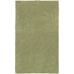 Oriental Weavers Heavenly Green Solid 73403 Area Rug