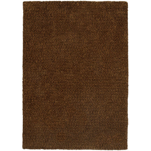 Oriental Weavers Heavenly Brown Solid 73404 Area Rug