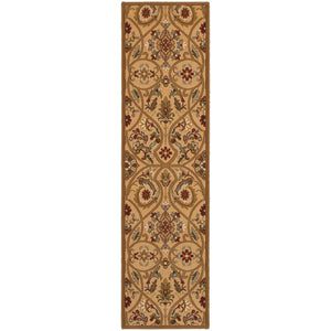 Oriental Weavers Knightsbridge Gold/Brown Floral 950J5 Area Rug